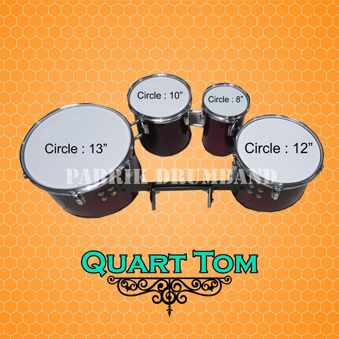 pabrik drumband smp quart