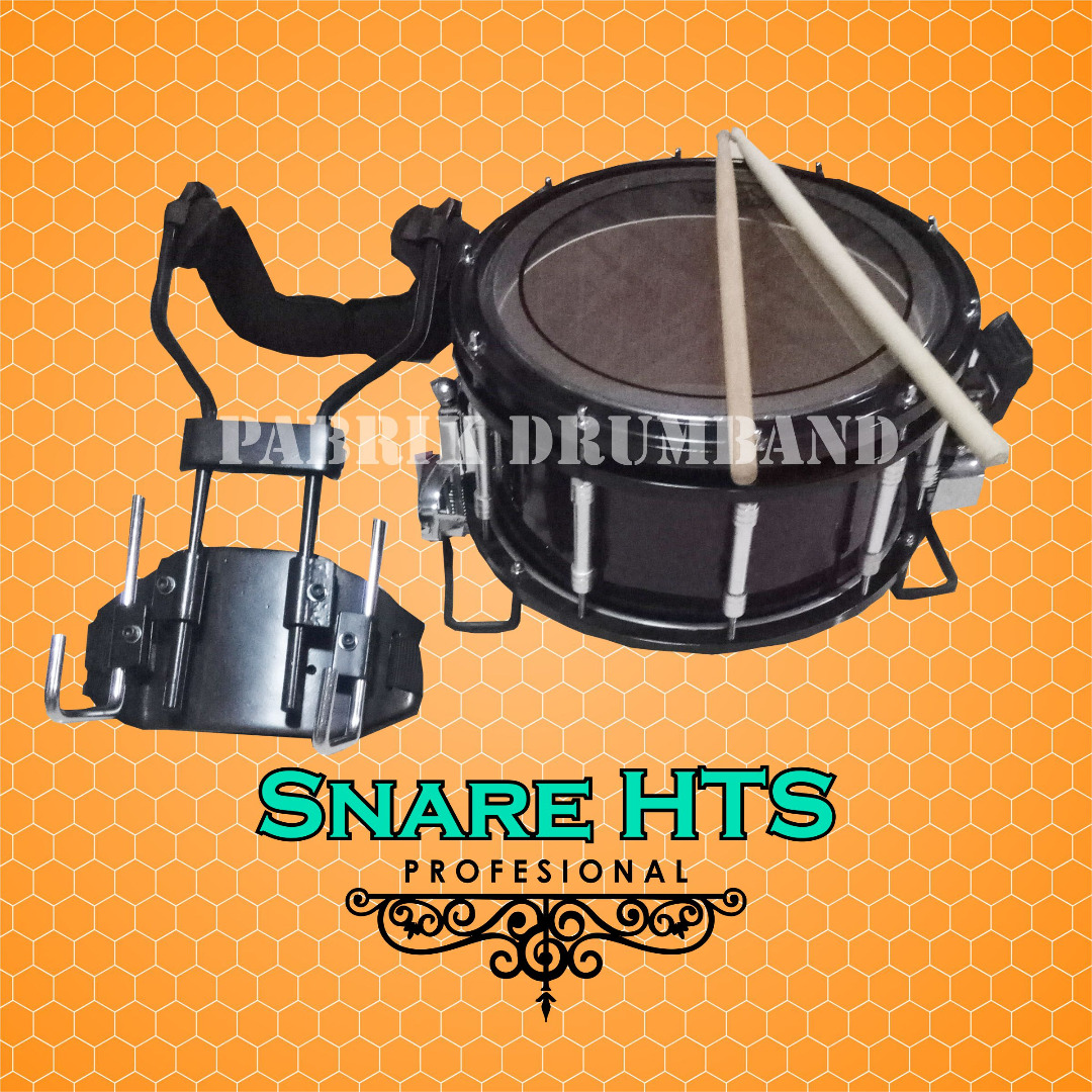 pabrik marchingband sd snare hts