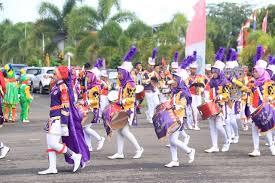 perkembangan drumband di Indonesia