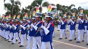 sejarah drumband di Indonesia